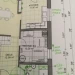 Änderungen in Küche, HWT und Gäste-WC