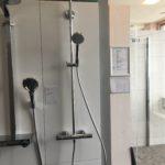 Duschamatur im Bad Obergeschoss