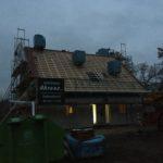 Stelltag 3 - Dacheindeckung